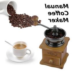 2020 new manual coffee maker brewer