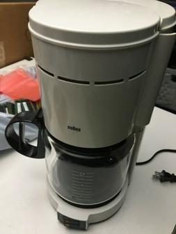 BRAUN AROMASTER TYPE COFFEEMAKER 12 CUP MADE IN GERMANY