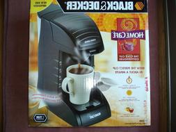 Black&Decker GT300 Home Cafe Coffeemaker The One Cup Coffeeh