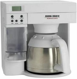 Black & Decker ODC405 Spacemaker 10-Cup Stainless-Steel Cara