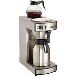 Coffee Pro Commercial Coffeemaker - 2.32 quart - Stainless S