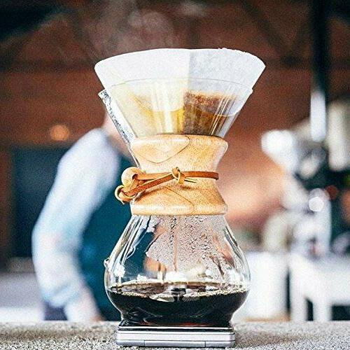 Chemex Classic Pour-over Glass Coffeemaker Exclusive Packaging NEW