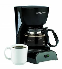 New Mr. Coffee DR5 4-Cup Coffeemaker W/ Switch & Pause-n-Ser