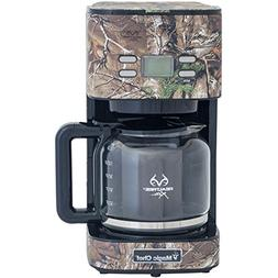 Magic Chef 12-Cup Realtree Xtra Camo Camouflage Coffee Maker