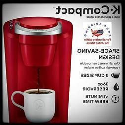 Keurig Red K-Cup Pod Coffee Maker Space Saver Compact Single